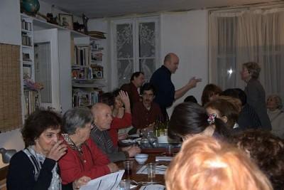 Le banquet Photographie : Jean-Pierre Nemirovski