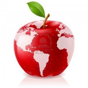 La pomme de la discorde? Source: site 123RF.