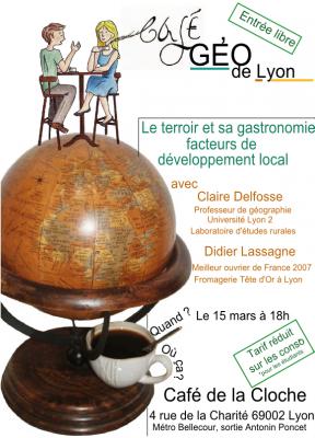 Caf Ef Bf Bd De La Cloche Lyon France