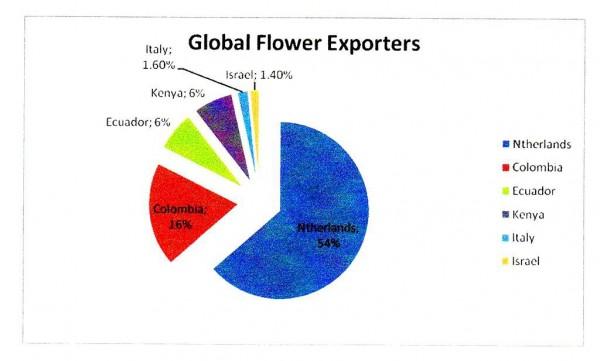 Exportateurs de fleurs