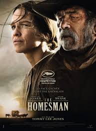 (<i>The Homesman</i>, Tommy Lee Jone, 2014, USA)