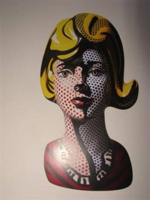 Blonde, 1965 – Musée Ludwig, Cologne