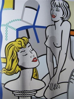 Nudes with Bust, 1995