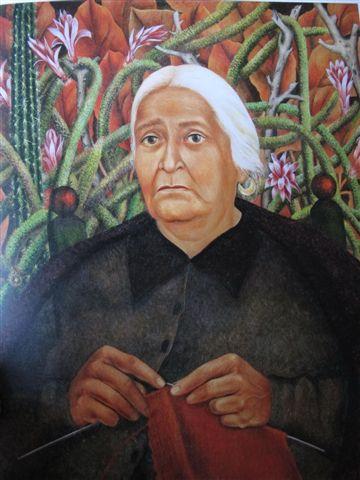 Dona Morillo (1937) Museo Dolorès Olmedo, Mexico, Xochimilco