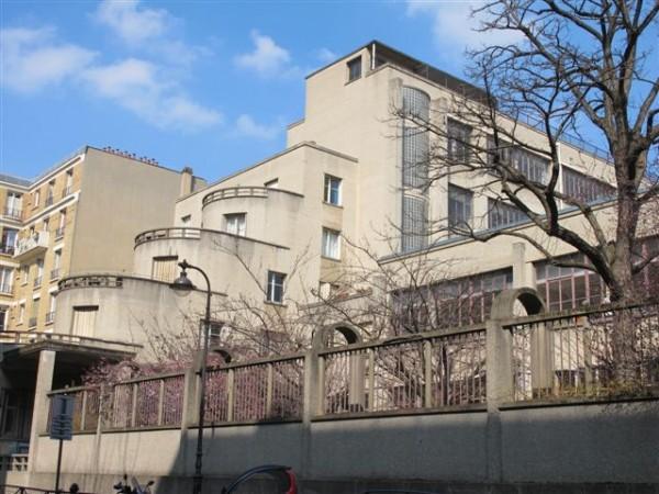 L'école de la rue Küss