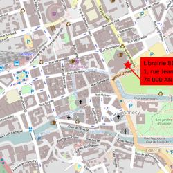 Plan Café géo Annecy