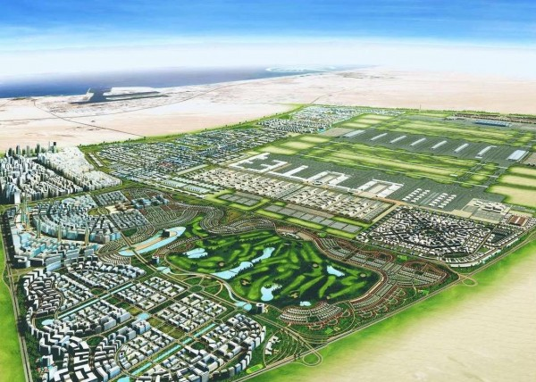 L'aéroport international Al Maktoum de Dubaï inauguré en 2010