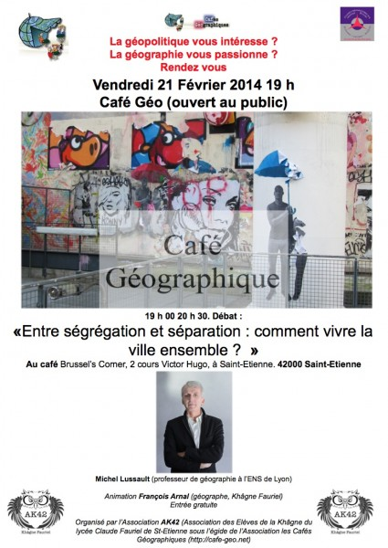 affiche café géo Lussault version 2