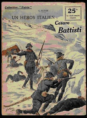 Illustration 4 : Les Alpini italiens