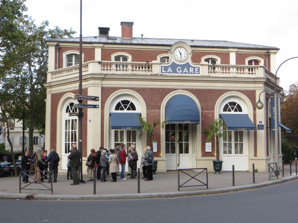 Les Caf 233 S G 233 O 187 Controverses Dans Le Sud Ouest Parisien Petite Ceinture Ferroviaire De Paris Et