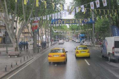L'avenue de Bagdad
