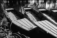Barques le long de l'Evre