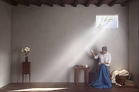 Catherine's Room, 2001 [La chambre de Catherine] Studio Bill Viola