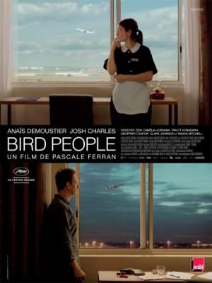 Bird People, Pascale Ferran, 2014, France.