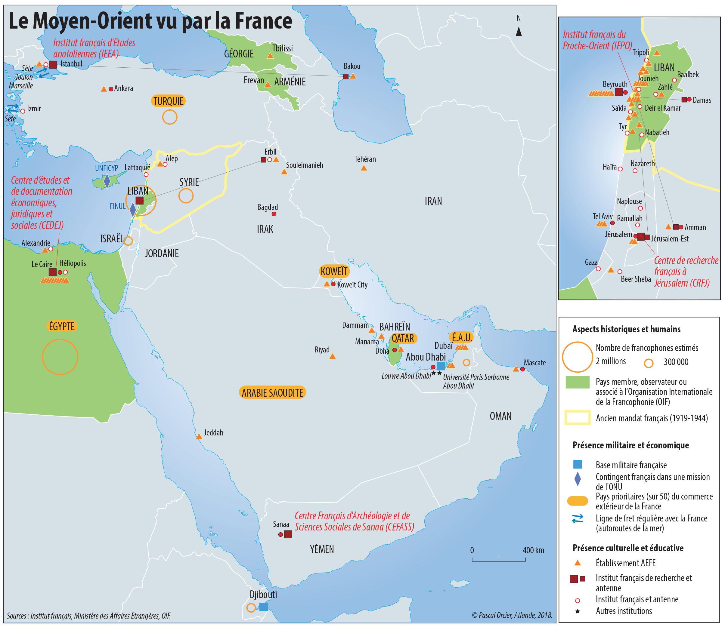 Carte Qatar Arabie Saoudite.Les Cafes Geo La Geopolitique Pour Les Nuls Comprendre Le