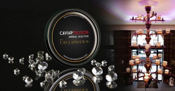 Le caviar reste un produit de fête prestigieux même si la géographie de sa production a bien changé depuis deux décennies (source: www.caviarpassion.com )