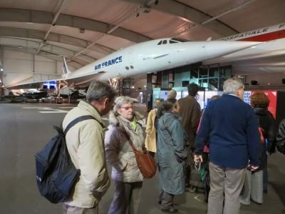 Le Concorde (cliché J.-P. Némirowsky)