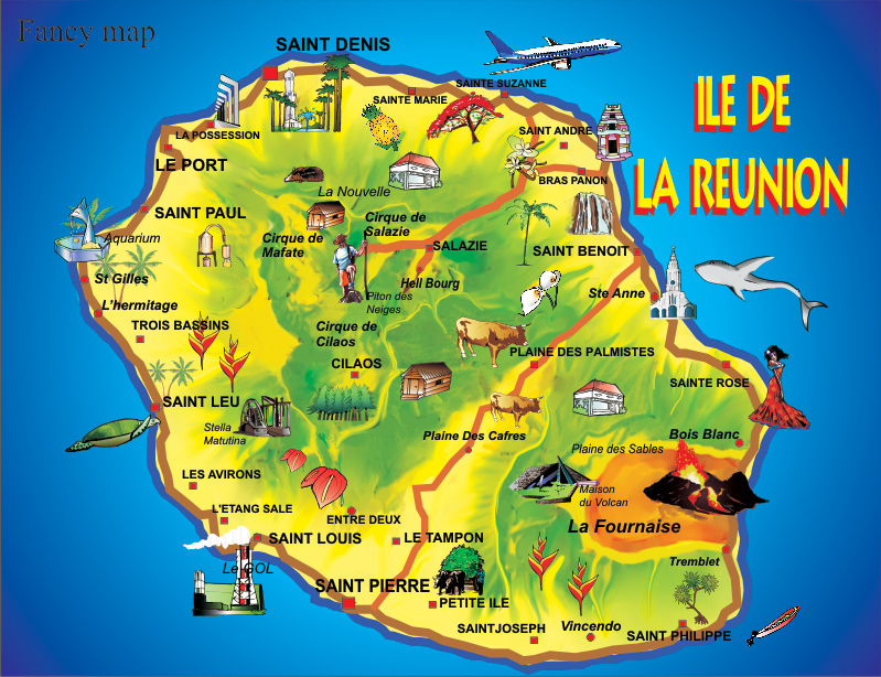Populaire Les Cafés Géo » Île de la Réunion FC38
