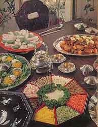 La cuisine coréenne Source : http://www.tao-yin.com/