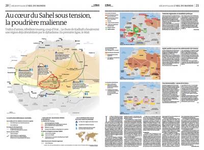 Au coeur du Sahel sous tension, la poudrière malienne