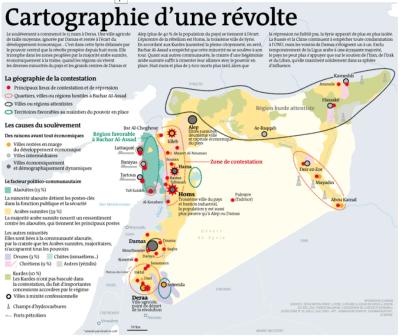 Cartographie d'une révolte