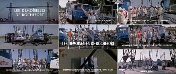 Les demoiselles de Rochefort, film sorti en 1967
