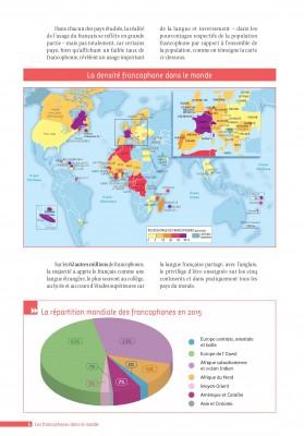 Source: La langue française dans le monde, OIF/Ed. Nathan, Paris 2014