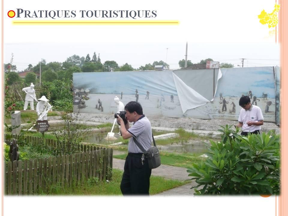 chine circuit touristique