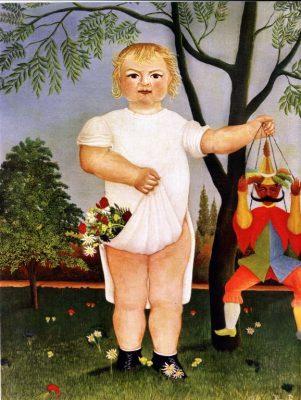 Pour fêter bébé, 1903 - Wintherthur, Kunstmuseum
