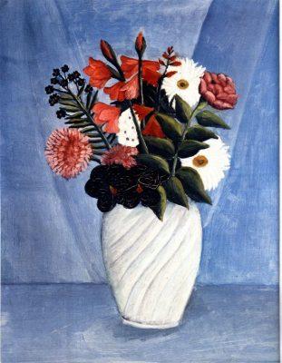 Bouquet de fleurs, 1910, Collection particulière