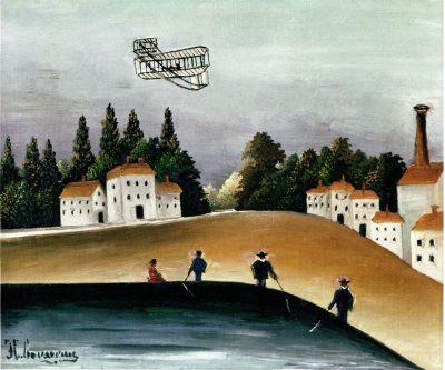 Les pêcheurs à la ligne, 1908-1909 - Musée de l'Orangerie, Paris