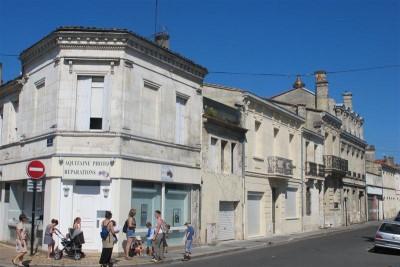 Echoppes bordelaises à La Bastide