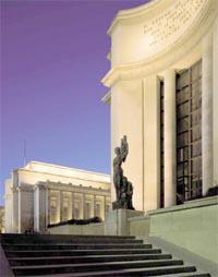 Un style Art déco manifeste et un lieu d'accueil pour l'actuelle Cité de l'architecture et du patrimoine.