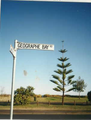 Busseltown Australie Occidentale (photo Sivignon 2002)