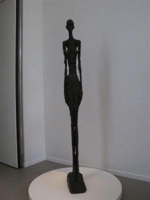 Alberto Giacometti, Grande femme II, 1960, Bronze