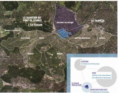 GPSO signifie Grand Paris Seine Ouest, qui est l'un des 12 territoires de MGP : métropole Grand Paris
