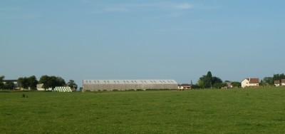 Doc.1 Grand atelier agricole dans le Saulnois (cliché Jean-Pierre Husson, 2013).
