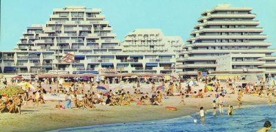 La Grande Motte, grand-oeuvre de l'architecte et urbaniste Jean Balladur