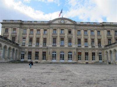 L'hôtel de ville (ancien Palais de Rohan)