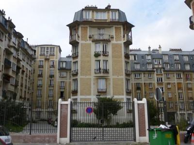 Immeuble HBM à proximité du secteur Binet