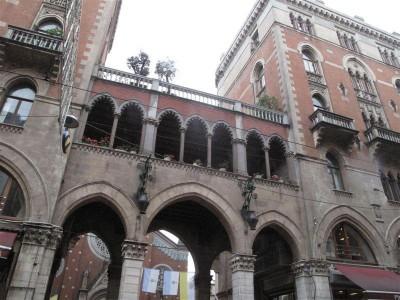 Immeubles de style vénitien