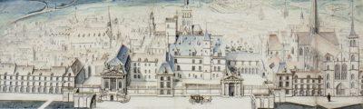 Le Palais des ducs, devenu l'hôtel de ville et qui abrite aussi le musée des Beaux arts