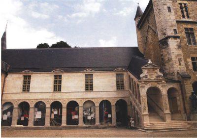 Musée des Beaux-Arts. Cliché de Maryse Verfaillie