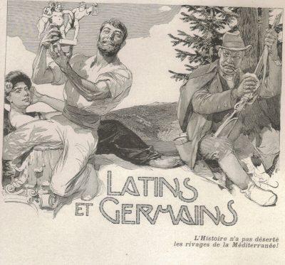 kupka latins et germains