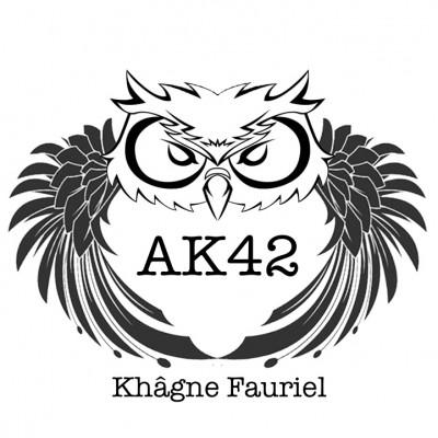 logo AK42 carré