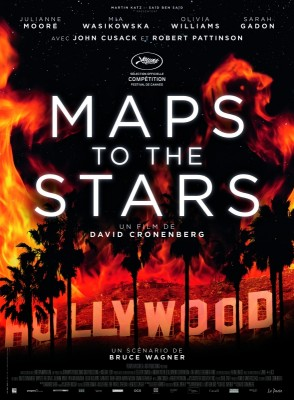 Maps to the stars, David Cronenberg