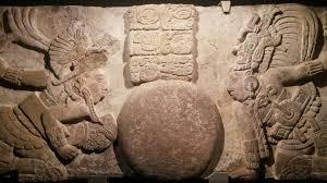 Dossier de trône (Tonina, Chiapas, Mexique, classique récent)