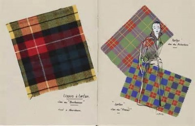 Michel Body, Art et décoration en Ecosse, 1952