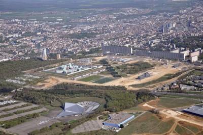 Fig. 3 Le plateau du Haut-du-Lièvre, en 2010