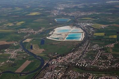 Fig. 7 Vallée de la Meurthe depuis Art-sur-Meurthe, vers l'est (2007)